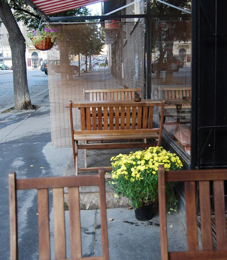 Kavárna Kumbál